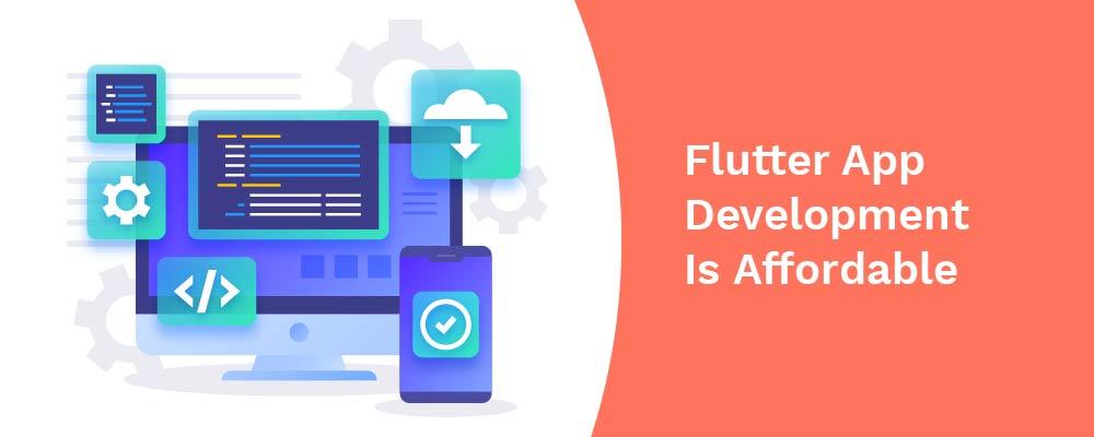flutter app development is affordable
