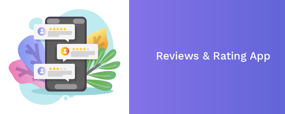 reviews and rating app