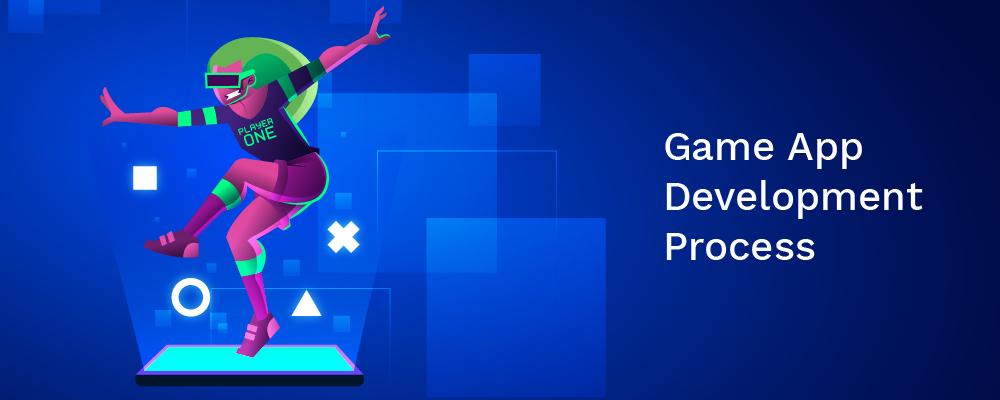 game app development process