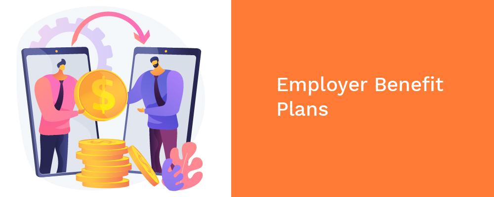 employer benefit plans