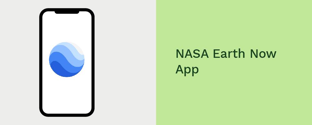 nasa earth now app