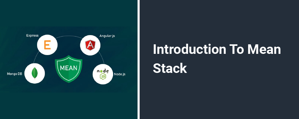 introduction to mean stack