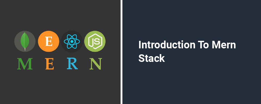 introduction to mern stack