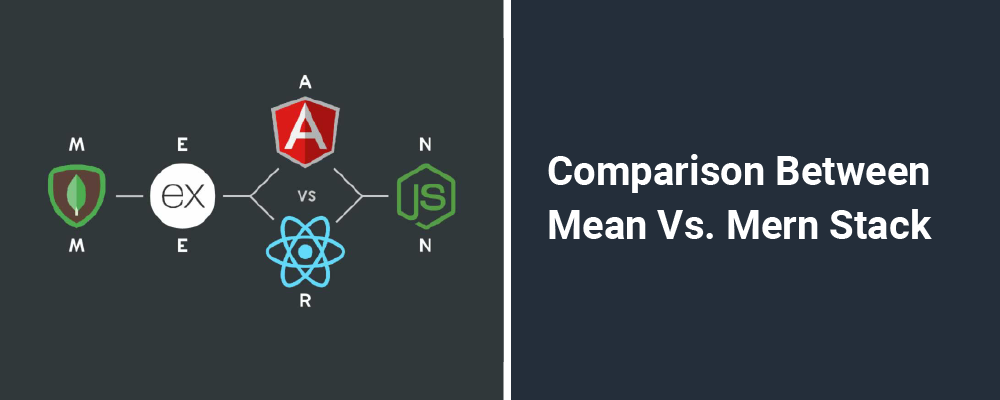 comparison between mean vs mern stack