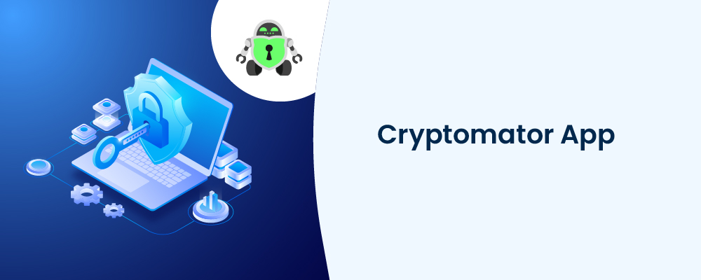 cryptomator app