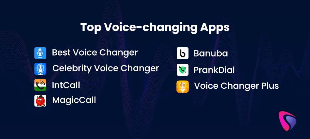 top voice changing apps