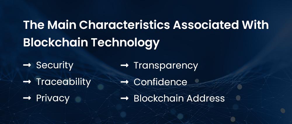 characteristics blockchain technology